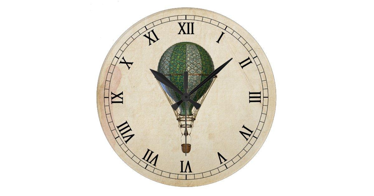 ornate desk clock steampunk wall clocks zazzle