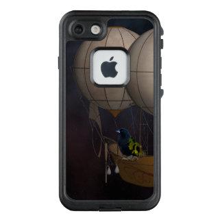 Steampunk Hot Air Baloon Cell Phone Case