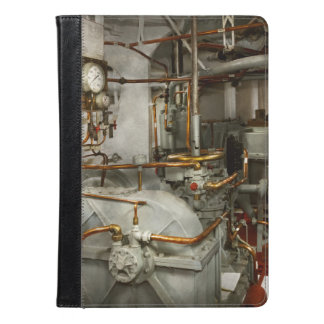 Steampunk - In the engine room iPad Air Case