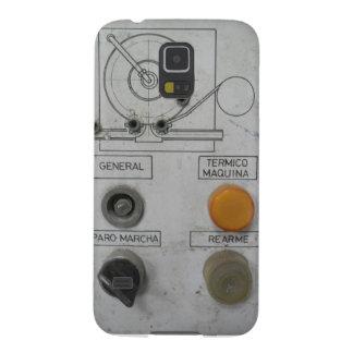 Steampunk Industrial Galaxy S5 Case