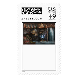Steampunk - Industrial Society Stamps