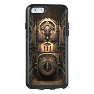 Steampunk Infernal Contraption iPhone 6/6S Case