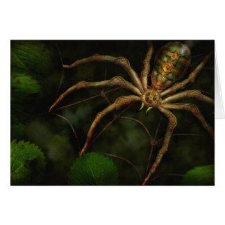 Steampunk - Insect - Arachnia Automata Card