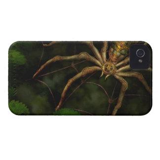 Steampunk - Insect - Arachnia Automata Case-Mate iPhone 4 Cases