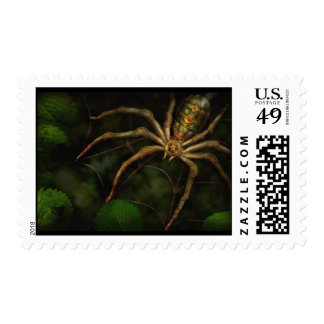 Steampunk - Insect - Arachnia Automata Postage Stamps