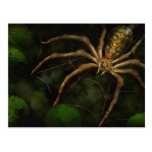 Steampunk - Insect - Arachnia Automata Postcard
