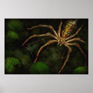 Steampunk - Insect - Arachnia Automata Posters