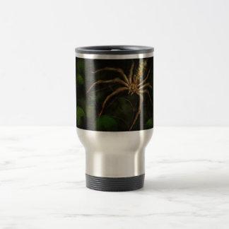 Steampunk - Insect - Arachnia Automata Travel Mug