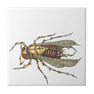 Steampunk Insect Tile