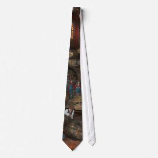 Steampunk - inspección final 1915 corbatas