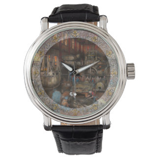 Steampunk - inspección final 1915 relojes de mano