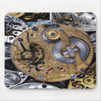 Steampunk inspired Mouse Pad!