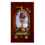 Steampunk - integrado tarjeta de visita