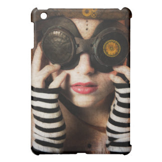 Steampunk iPad 4 case Cover For The iPad Mini