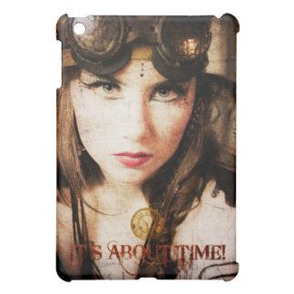 Steampunk iPad 4 case iPad Mini Cover
