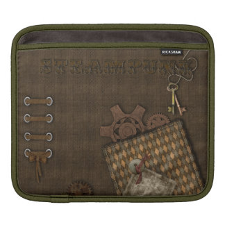 Steampunk Sleeves For iPads