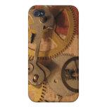 Steampunk Iphone3 #1 iPhone 4 Fundas