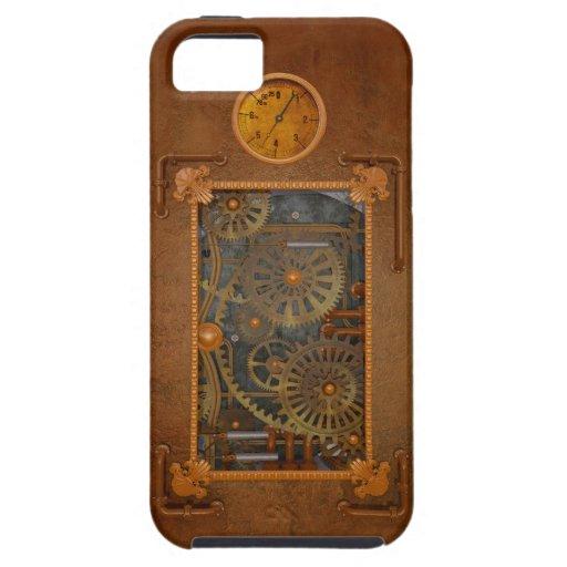 Steampunk iPhone 5 Carcasas
