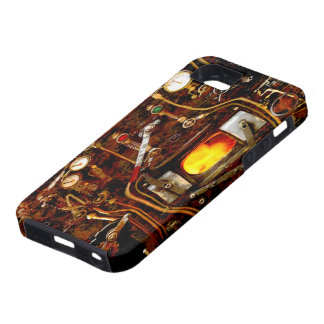 Steampunk IPhone 5 Vibe Case