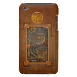 Steampunk iPod Touch Case-Mate Carcasa