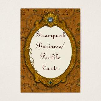 Steampunk Jewel Key Business Cards