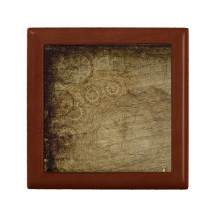 Steampunk Gift Boxes Keepsake Boxes Zazzle