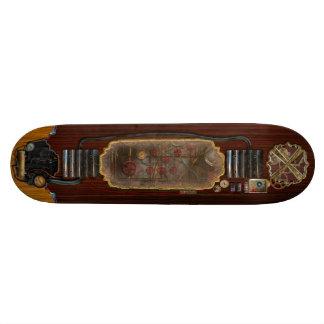 Steampunk - Job jitters Skateboard Deck