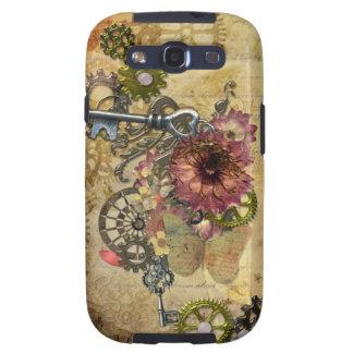 SteamPunk Junk Samsung Galaxy SIII Cases