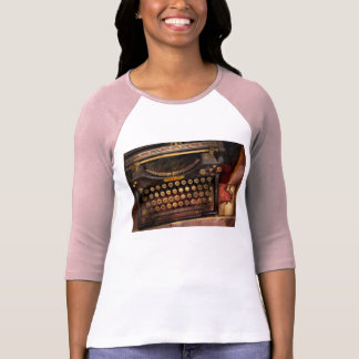 Steampunk - Just an ordinary typewriter T-Shirt