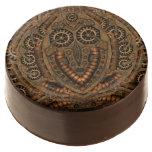 Steampunk Kaleidoscope Dipped Oreo® Cookies
