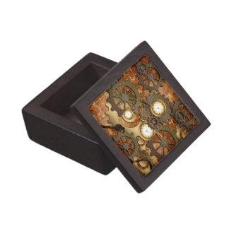 Steampunk Keepsake Box