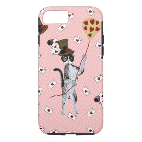 Steampunk Kitty iPhone 8/7 Case