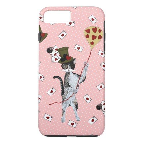 Steampunk Kitty iPhone 8 Plus/7 Plus Case
