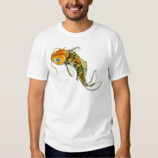 Steampunk Koi Shirt
