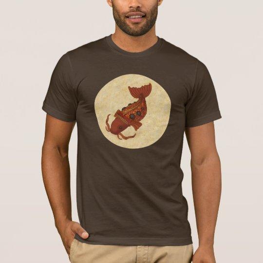 Steampunk Koi T-Shirt