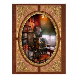Steampunk - la época dorada del cine postales