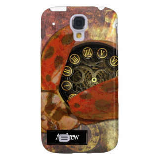 Steampunk Ladybug iPhone3G Samsung Galaxy S4 Covers