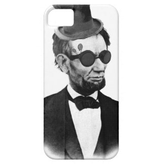 Steampunk Lincoln iPhone SE/5/5s Case