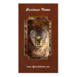 Steampunk - Locksmith - The key to my heart Business Cards