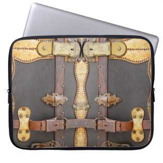 Steampunk Luggage Electronics Bag Computer Sleeves