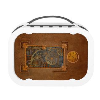 Steampunk Yubo Lunchboxes