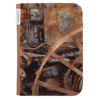 Steampunk - Machine - The industrial age Cases For The Kindle