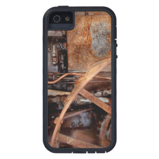 Steampunk - Machine - The industrial age iPhone 5/5S Cases