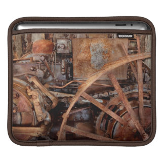 Steampunk - Machine - The industrial age Sleeves For iPads