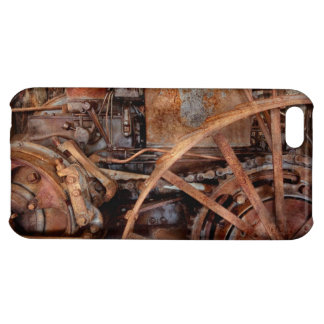 Steampunk - Machine - The industrial age iPhone 5C Covers