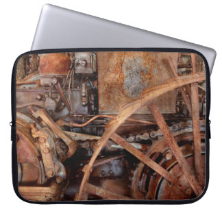Steampunk - Machine - The industrial age Computer Sleeve