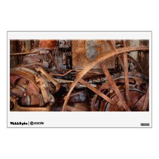 Steampunk - Machine - The industrial age Room Sticker
