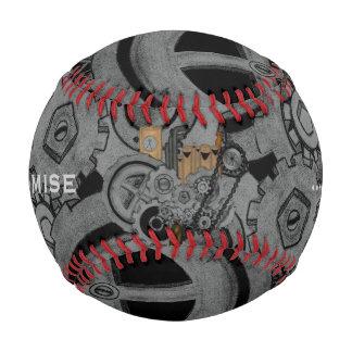 Steampunk Machinery (Full Colour) Baseball