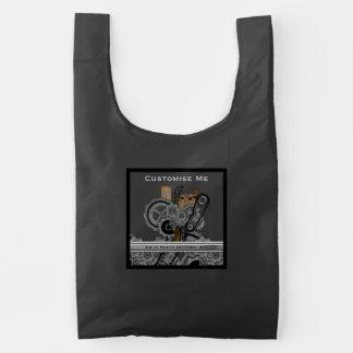 Steampunk Machinery (Full Colour) Reusable Bag