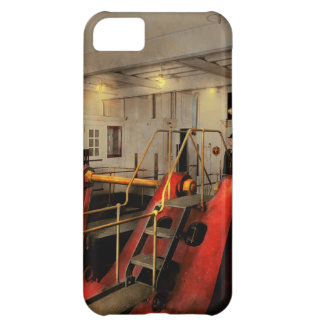 Steampunk - Man the controls 1908 Case For iPhone 5C